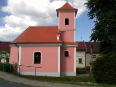 Oprava Kaple sv. Jana a Pavla