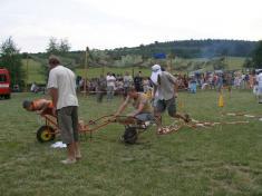 2005 - hody na hřišti