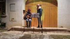 Vánoční zpívání se Slavíkem