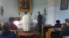 Svatomartinská bohoslužba